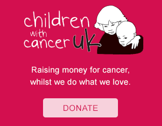 AAC helping Children with Cancer UK